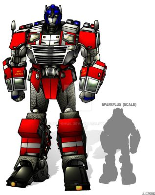 Optimus Rough by Jochimus