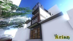 Facade Facelift by thearianway
