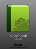 Android: Notebook by bharathp666
