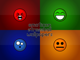 Stressball Wallpapers by stuck-in-suburbia