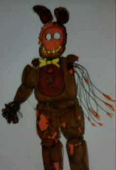 Jack 'O Withered Bonnie by FreddleFrooby