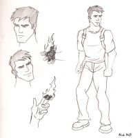 Character study: Inferno by Nick-McD