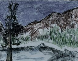 Tenaya Lake Study by Yosemite-Stories
