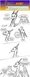 Ask: Dawn of Light - 01 by IceFlame1019