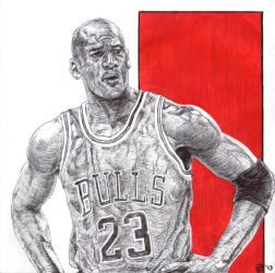 His Airness by Menco