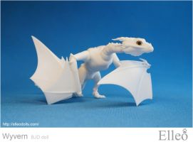 Wyvern bjd dragon 14 by leo3dmodels