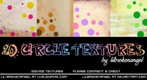 Textures - Circles by lilbrokenangel