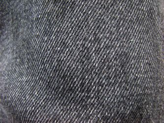 Black Jean Cloth Texture by surajram