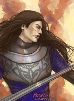 Fingon the Valiant by Maureval