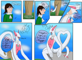 Silver Bell, Pink Lugia by Dsarvess
