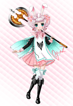 [CLOSED] Bunny Adopt: 1 point SB Auction