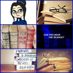 .:Ms. Librarian Aesthetic:. by NikkiCrystal
