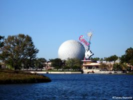 Epcot Center by tijir