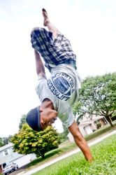 Breakdance CHO by Armored-dogg2
