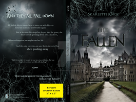 'The Fallen' Full Proof Cover by 7PheonyxRising7