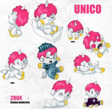 Unico action sheet by cameoanderson