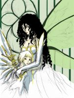 CLAMP: Clover by MirageNight