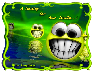 A Smiley 4 smile 01 by JumpBiest
