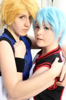 KNB: KisexKuroko by Michi-Fox