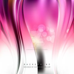 Light Pink Wave Background Free Vector by 123freevectors