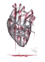 Heart by Meerclar