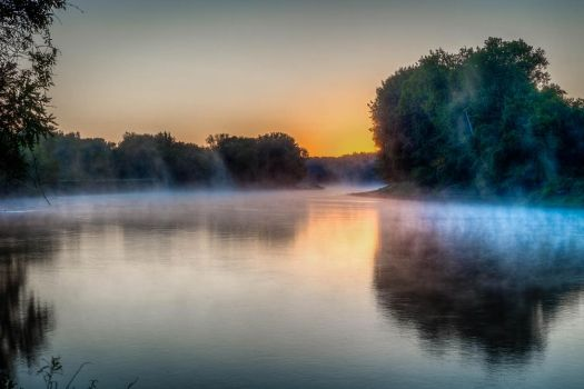 Minnesota Dawn by dkwynia