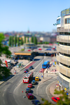 Slussen Tilt Shift by callegg