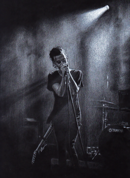 Matt Healy (The 1975) by SonnyScorp