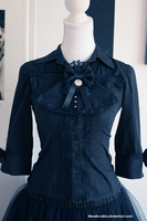 +__ Lolita blouse by Macabreskiss