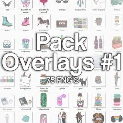 Overlays's Pack by Lucily27
