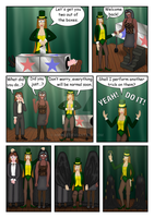 Magnificient Martha's Magic Show 3/4 by hippo2