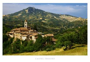 - Castel Trosino - by UNexperienced