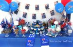 Australia Day Lolly Table by Verusca