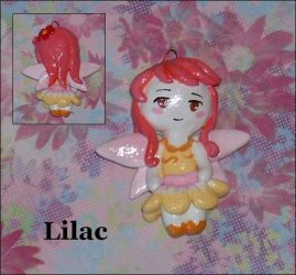 AT - Lilac Charm by Ayotunde