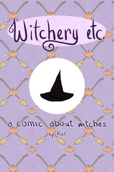 Witchery etc Issue 01 by relemenopy