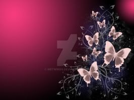 butterflies by wetwings