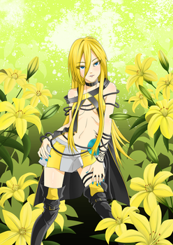 Vocaloid Lily by Shi-Coolmix
