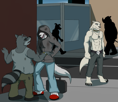 A Wolf in Sheep's Clothing (Part 9) by ShaneWolfrik