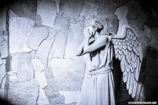 Weeping Angel Cosplay 1 by AnAnimeMask