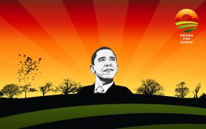 Obama_Green_Peace by stealie33