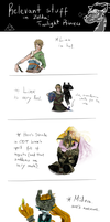 Relevant stuff in Twilight Princess by hyamara