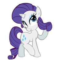 Simple Rarity by TheSassyJessy