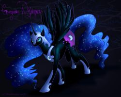Gorgeous Nightmare by Phantomstar-wolf7