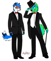 Lets be fancy by xRubyCayx