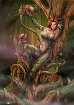 Poison Ivy by Felox08