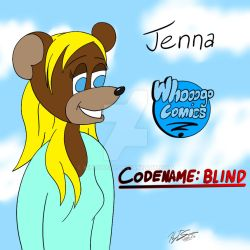 Jenna by Whooogo