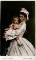 Alix with daughter by VelkokneznaMaria