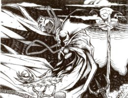 1 of 2: spawn x dr ock by insurrection15