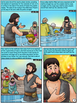 KJV Comic Page 3 by CollectivistComics