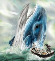 Moby Dick, with a Wailord